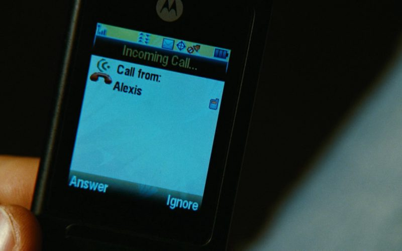 Motorola Phone Used by Dane Cook in My Best Friend's Girl (1)