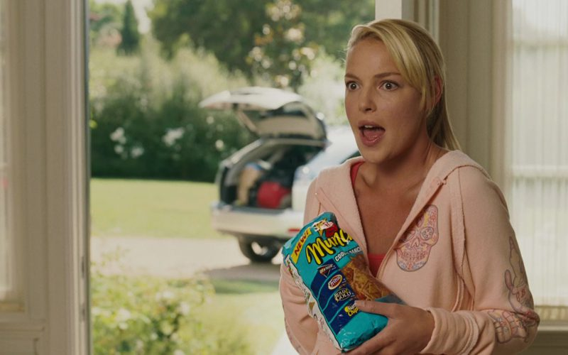 Munchies Snack Mix in Knocked Up