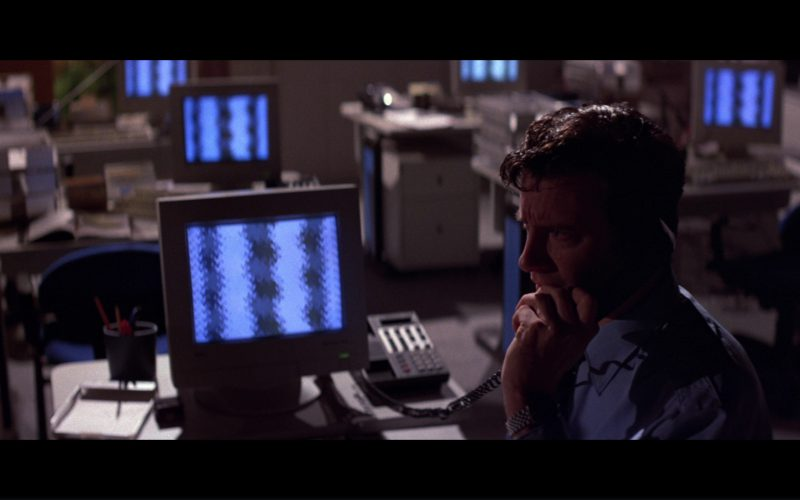 NEC Monitors in Hackers (1)