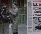 New York Post Newspaper in Ghostbusters (1984)