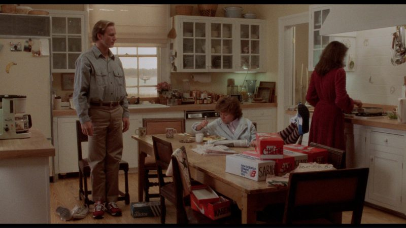 Nike, Adidas and New Balance in The Big Chill (1983) - Movie Product Placement