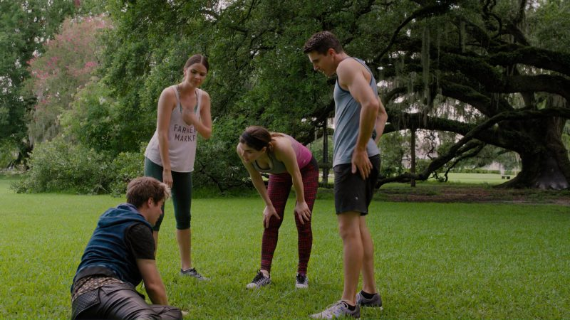 Nike Shoes in When We First Met (2018) Movie