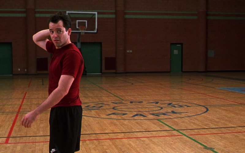 Nike Shorts Worn by Matthew Broderick in The Cable Guy