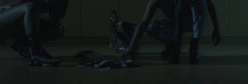 Nike Sneakers And Socks Worn by Model in Real Thing by Tory Lanez ft. Future (2018) Official Music Video Product Placement