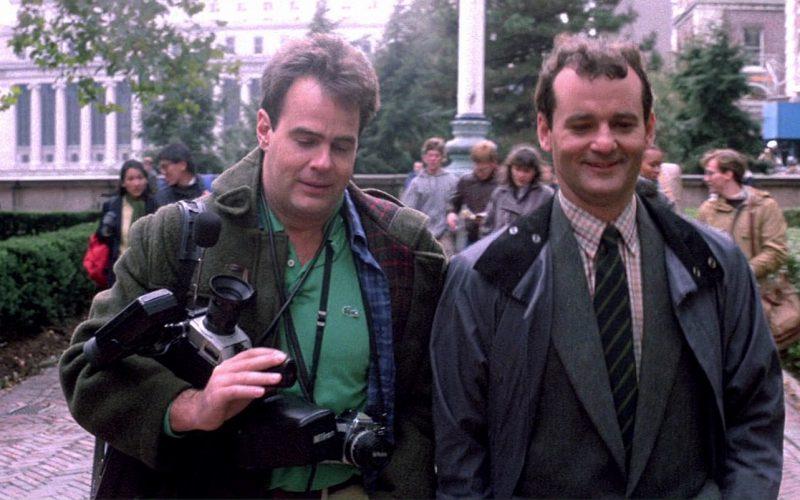 Nikon Cameras (PhotoVideo) Used by Dan Aykroyd in Ghostbusters (1)