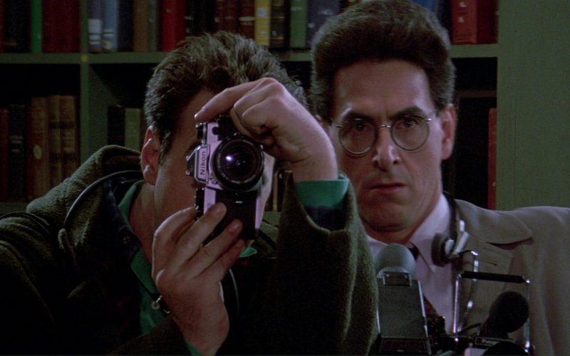 Nikon Photo Camera Used by Dan Aykroyd in Ghostbusters