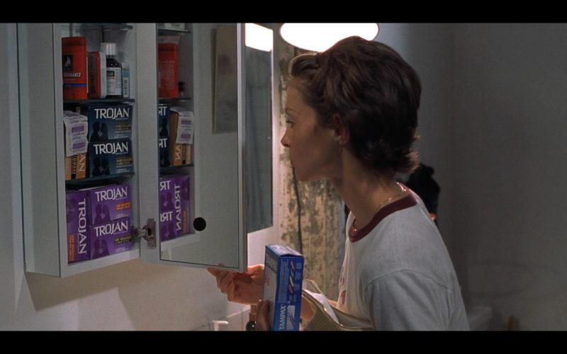 Old Spice, Trojan and Tampax in Someone Like You…