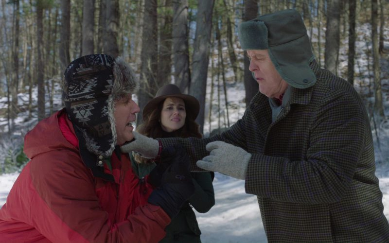 Outdoor Research Gloves Worn by Will Ferrell in Daddy's Home 2