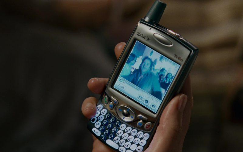 Palm Treo and Sprint Phone Used by Katherine Heigl in Knocked Up (1)