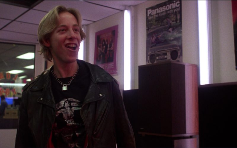 Panasonic Poster in Ruthless People