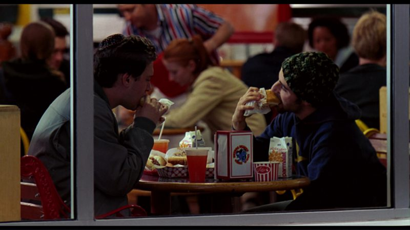 Parmalat Milk in Harold & Kumar Go to White Castle (2004) - Movie Product Placement