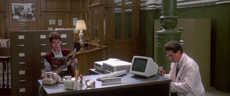 People Magazine in Ghostbusters (1984) - Movie Product Placement