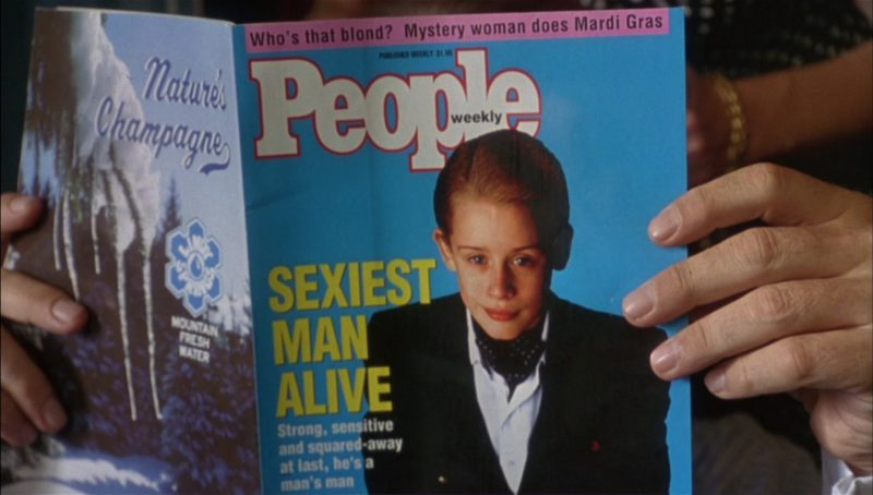 People Magazine in Richie Rich (1994) Movie Product Placement