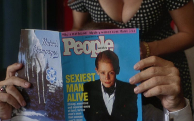 People Magazine in Richie Rich (2)