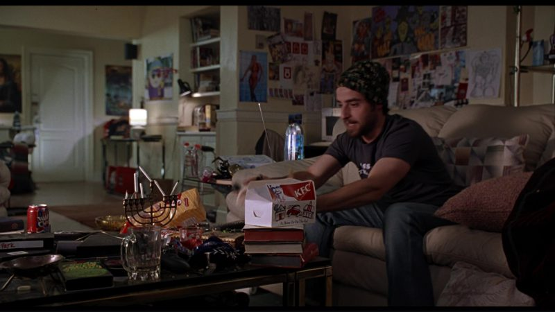Pepsi Wild Cherry and KFC in Harold & Kumar Go to White Castle (2004) - Movie Product Placement