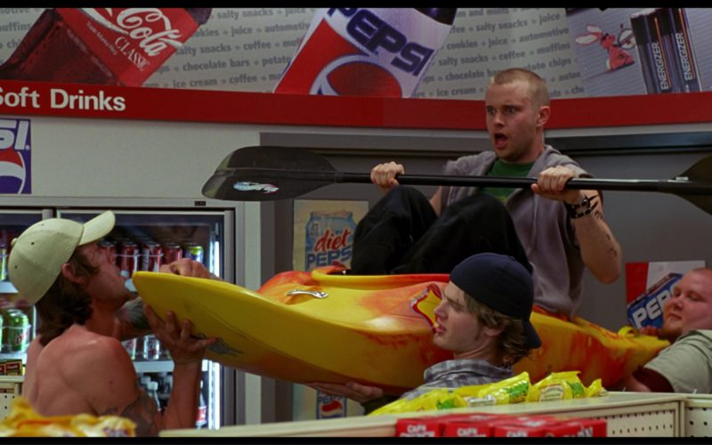 Pepsi in Harold & Kumar Go to White Castle (1)