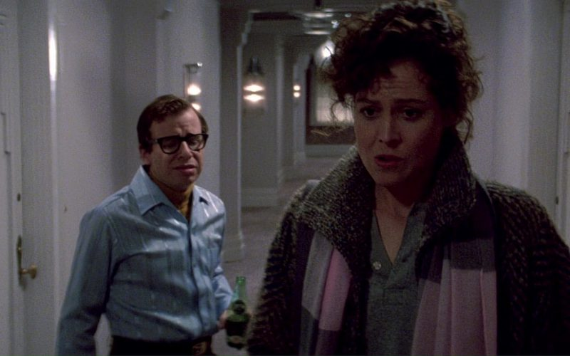 Perrier Water and Rick Moranis in Ghostbusters (1)