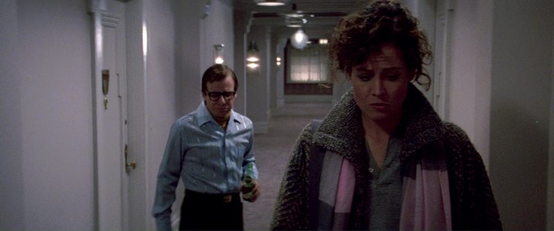 Perrier Water and Rick Moranis in Ghostbusters (1984) Movie Product Placement