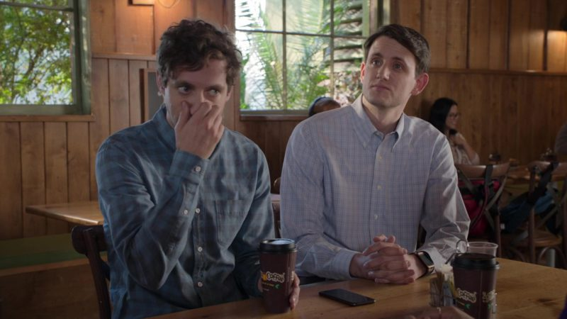 Philz Coffee Coffeehouse in Silicon Valley: Grow Fast or Die Slow (2018) - TV Show Product Placement
