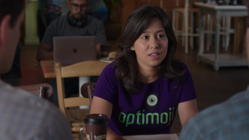 Philz Coffee and Apple MacBook in Silicon Valley: Grow Fast or Die Slow (2018) - TV Show Product Placement