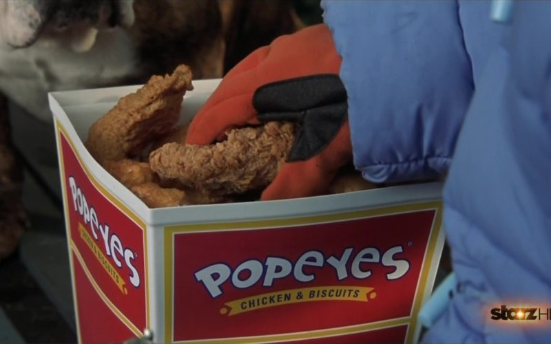 Popeyes Fast Food in Little Nicky (1)