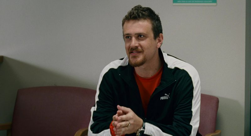 Puma Jacket Worn by Jason Segel in Knocked Up (2007) Movie Product Placement