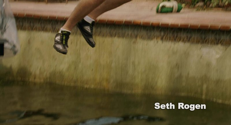Puma Sneakers Worn by Jason Segel in Knocked Up (2007) - Movie Product Placement