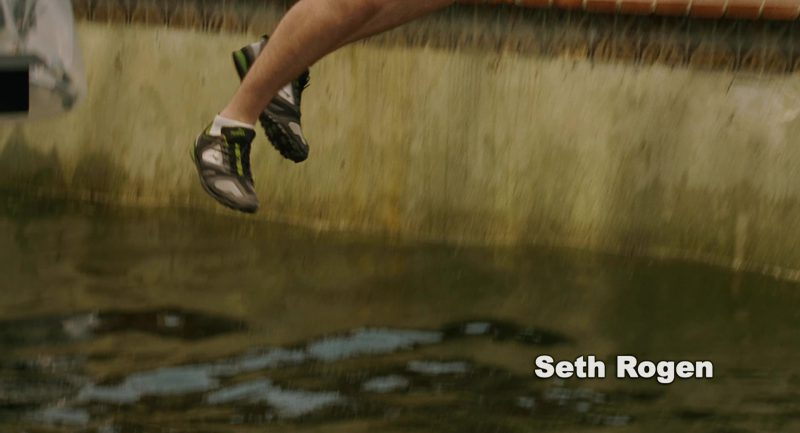Puma Sneakers Worn by Jason Segel in Knocked Up (2007) Movie Product Placement