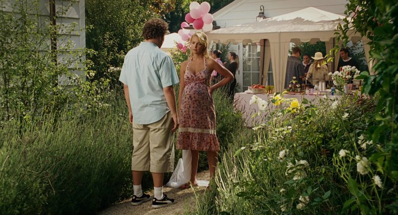 Puma Shoes Worn by Seth Rogen in Knocked Up (2007) - Movie Product Placement