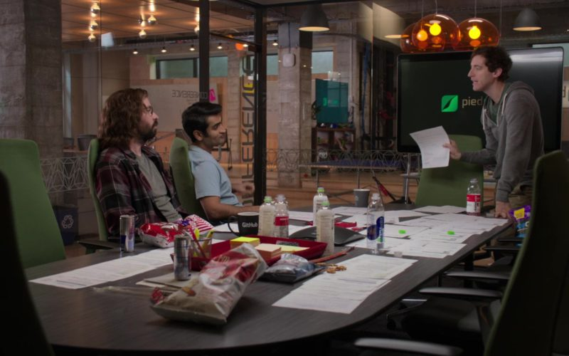 Red Bull, GitHub, Smartwater, Vitaminwater in Silicon Valley (1)