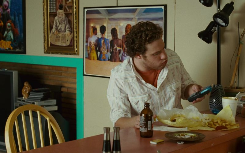 Red Stripe Beer and Seth Rogen in Knocked Up
