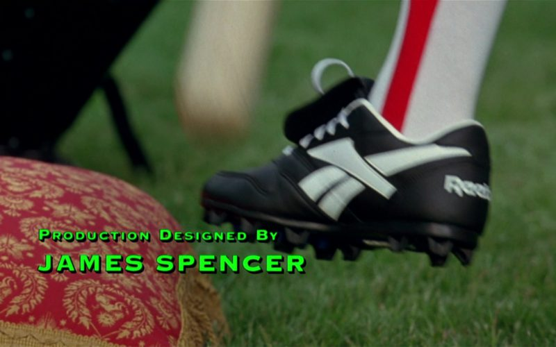 Reebok Baseball Cleats Worn by Macaulay Culkin in Richie Rich