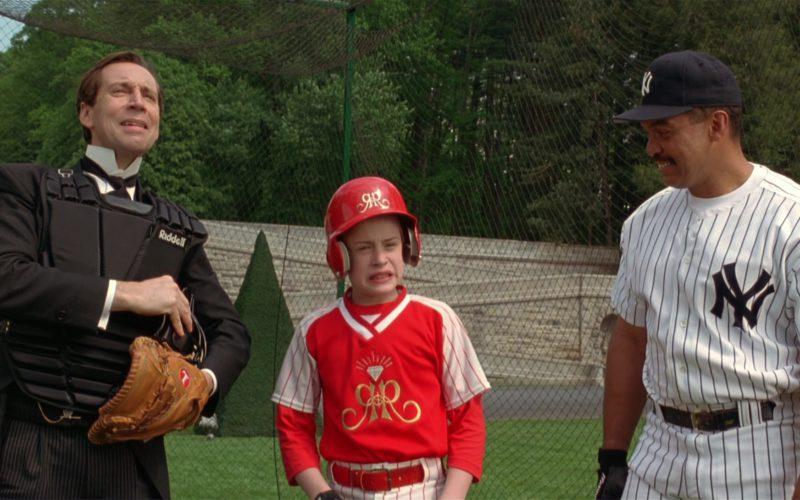Riddell Baseball Catcher's Chest Protector Worn by Jonathan Hyde in Richie Rich (1)