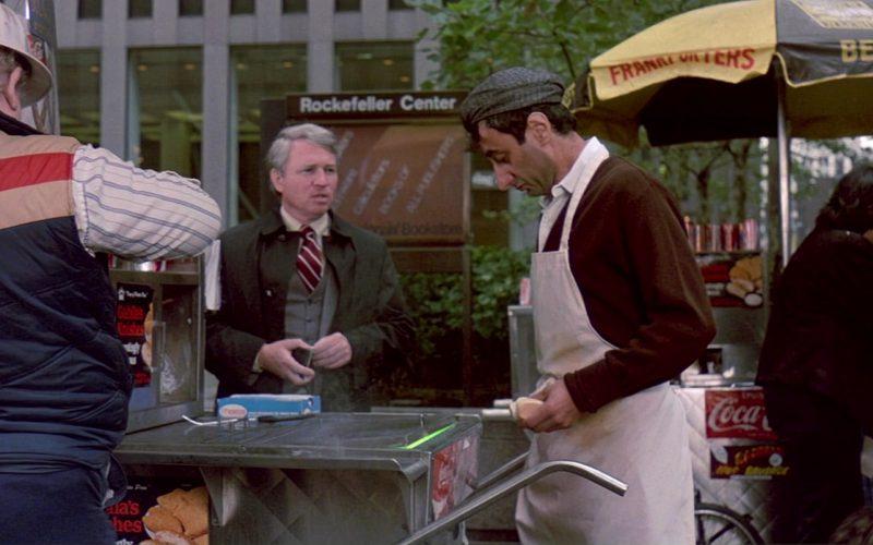 Rockefeller Center in Ghostbusters (1984)