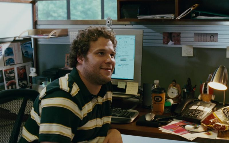 Rold Gold Pretzels and Seth Rogen in Knocked Up