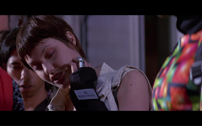 Rollerblade Wrist Guards (Inline Skating Protective Gear) Worn by Angelina Jolie in Hackers (1)