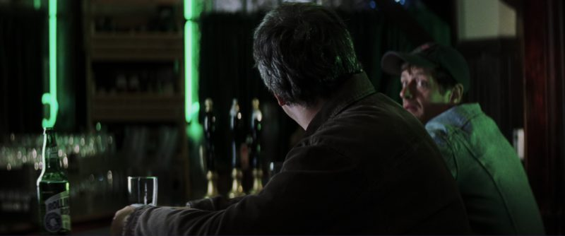 Rolling Rock Beer in Mystic River (2003) Movie Product Placement