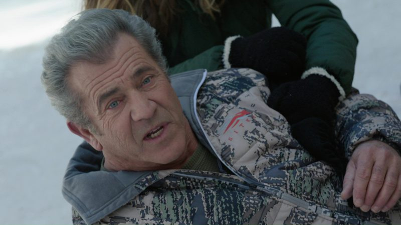 SITKA Gear (Jacket and Pants) Worn by Mel Gibson in Daddy's Home 2 (2017) Movie Product Placement