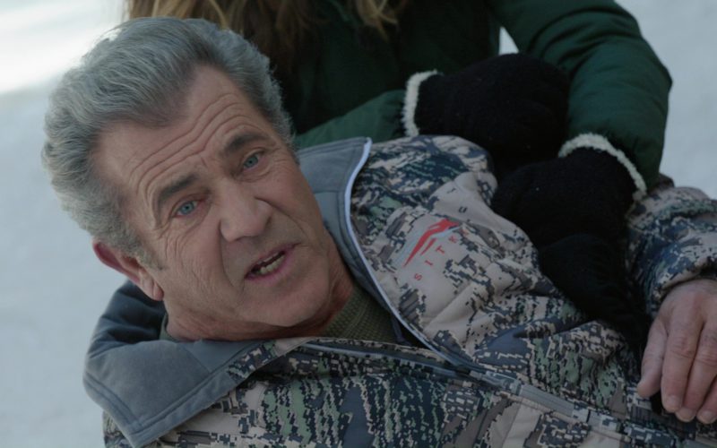 SITKA Gear (Jacket and Pants) Worn by Mel Gibson in Daddy's Home 2 (2)