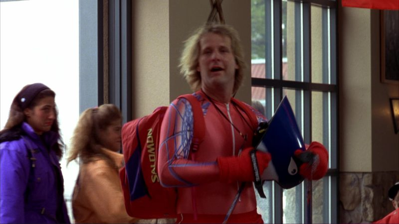 Salomon Men's Backpack Used by Jeff Daniels in Dumb and Dumber (1994) Movie Product Placement