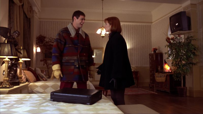 Samsonite Briefcase Used by Jim Carrey and Jeff Daniels in Dumb and Dumber (1994) Movie Product Placement