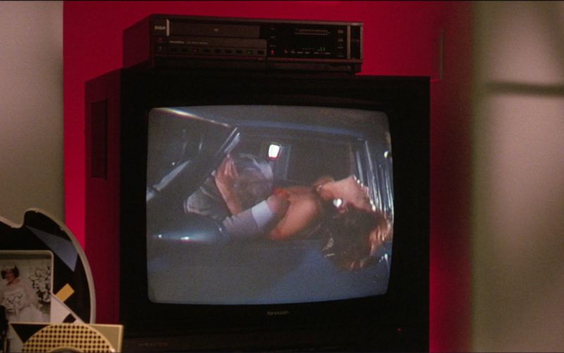 Sharp TV and RCA VCR