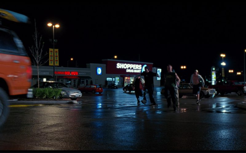 Shoppers Drug Mart in Harold & Kumar Go to White Castle