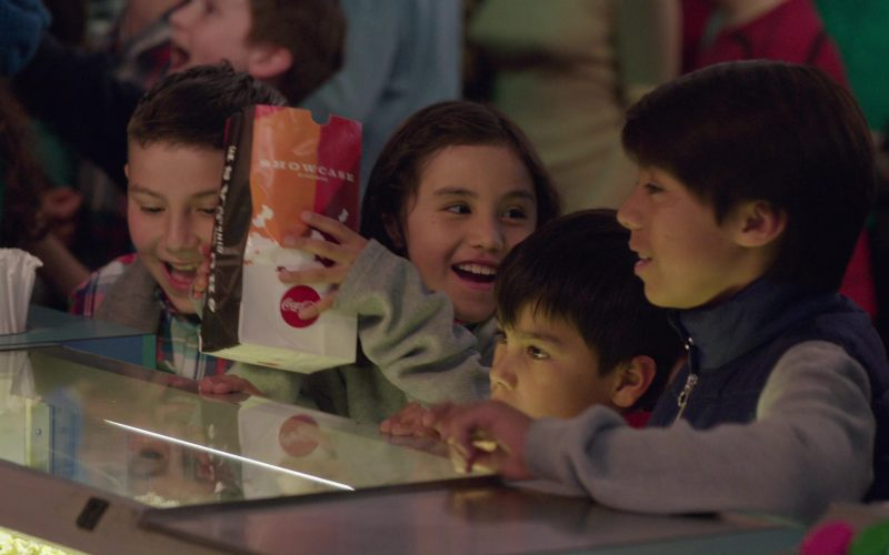 Showcase Cinemas and Coca-Cola in Daddy's Home 2 (1)