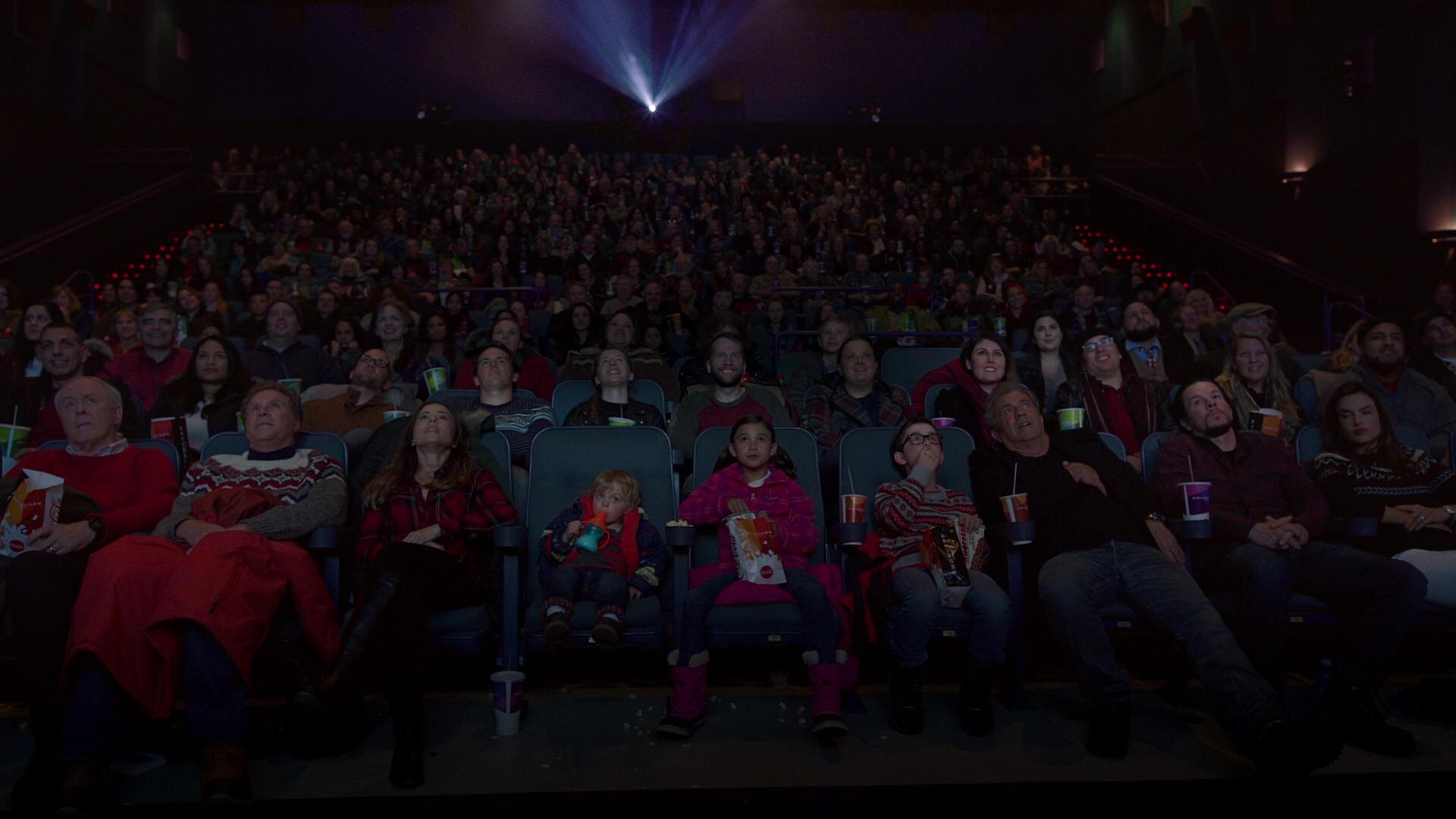 Alfa Romeo Giulia >> Showcase Cinemas in Daddy's Home 2 (2017) Movie