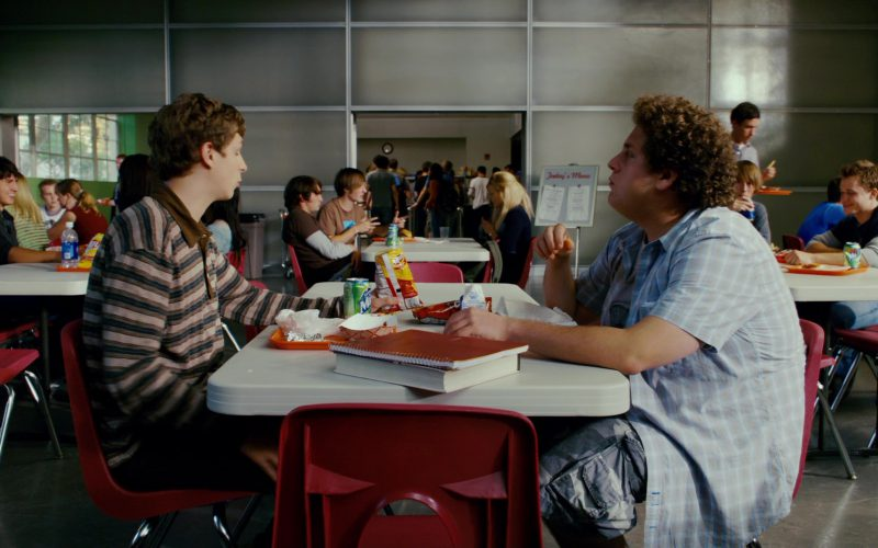 Sierra Mist (Mist Twst) and Fritos in Superbad (1)