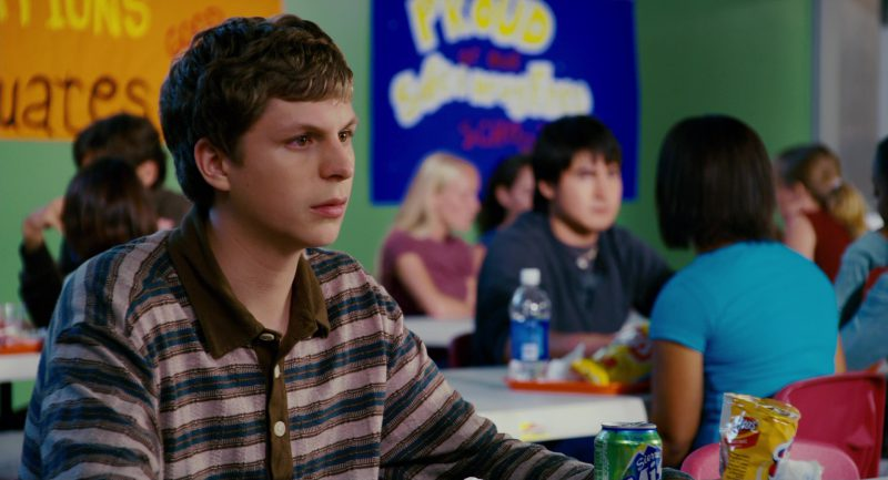 Sierra Mist (Mist Twst) and Fritos in Superbad (2007) Movie Product Placement