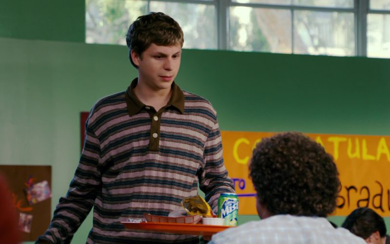 Sierra Mist (Mist Twst) and Michael Cera in Superbad (1)
