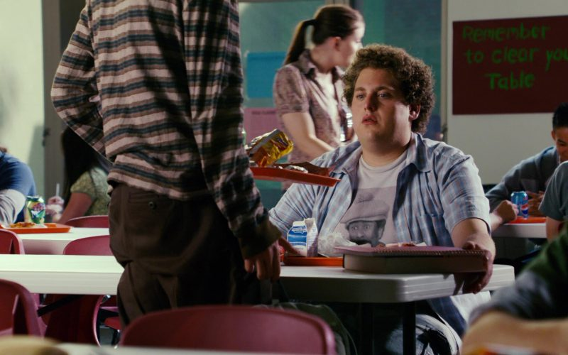 Sierra Mist (Mist Twst) and Pepsi Cans in Superbad