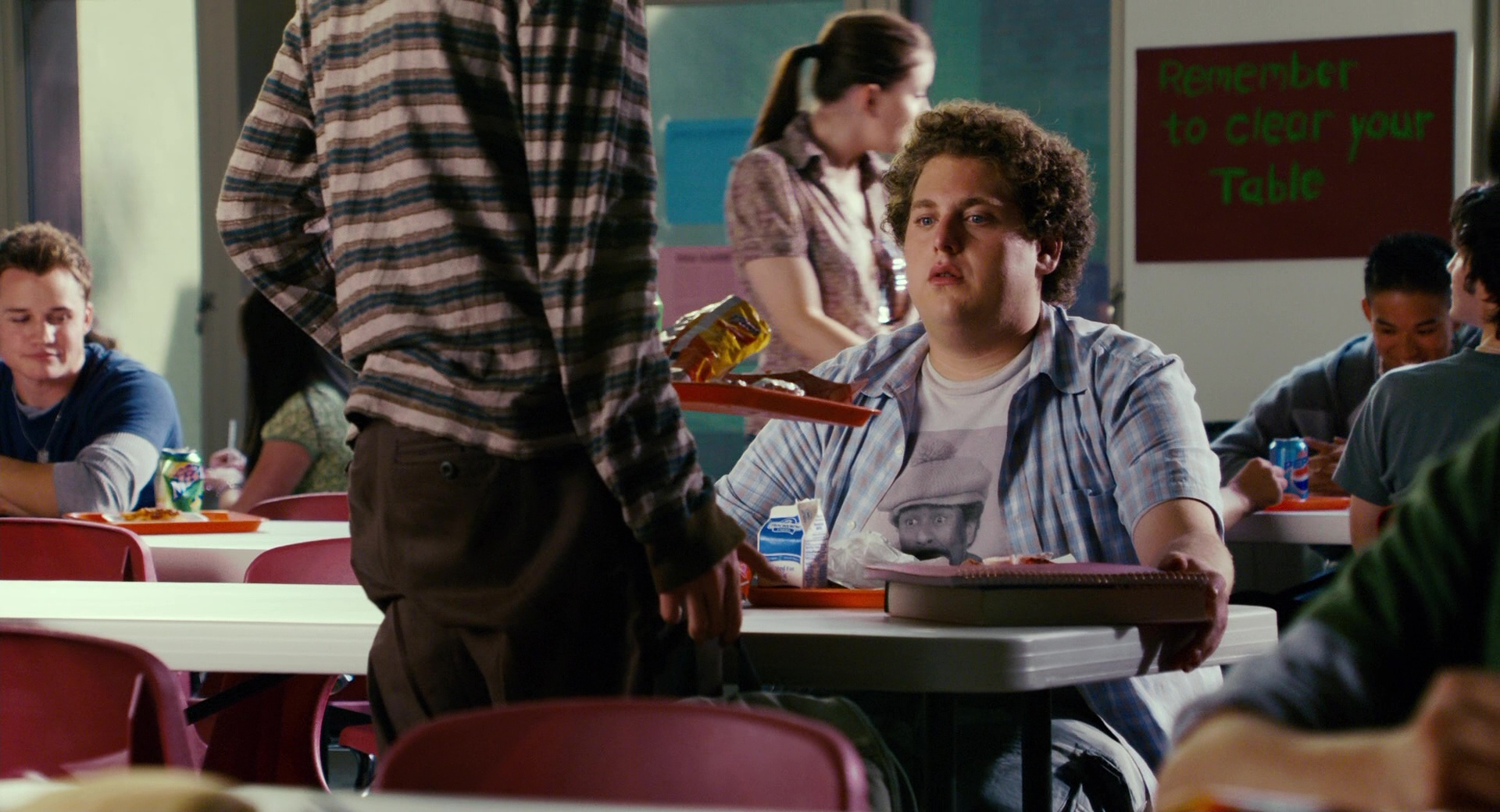 Sierra Mist Mist Twst And Pepsi Cans In Superbad 2007